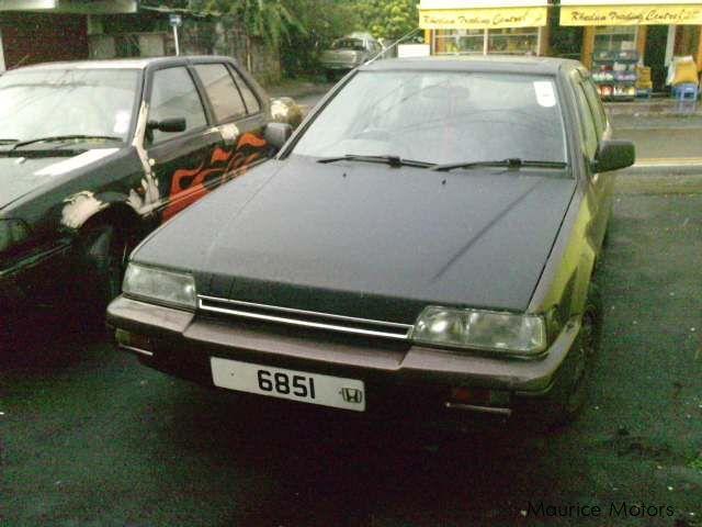 Used honda accord vigor 1992 accord vigor for sale la for Honda accord motors for sale