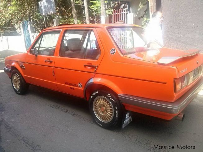 Used volkswagen fox 1992 fox for sale terre rouge for Fox motors used cars