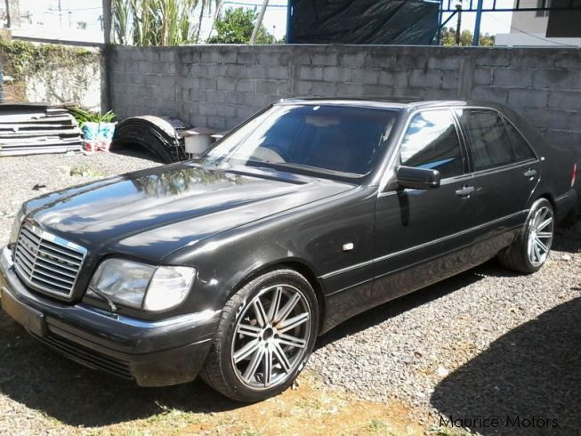 Used mercedes benz s600 1993 s600 for sale beau bassin for Mercedes benz s600 price