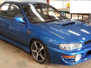 Used Subaru Impreza WRX STI   1994 Impreza WRX STI for sale