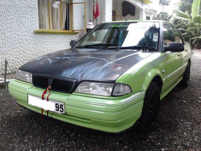 Used Rover 414 Sli