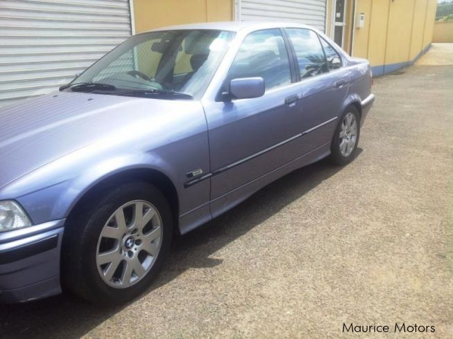 Used Bmw 318is 1997 318is For Sale Ave Wilson Belle