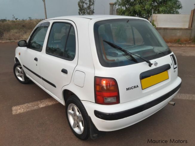Nissan Micra in Mauritius