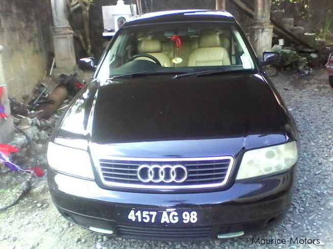 Used Audi A6 1998 A6 For Sale New Grove Audi A6 Sales Audi A6 Price Rs 155 000 Used Cars