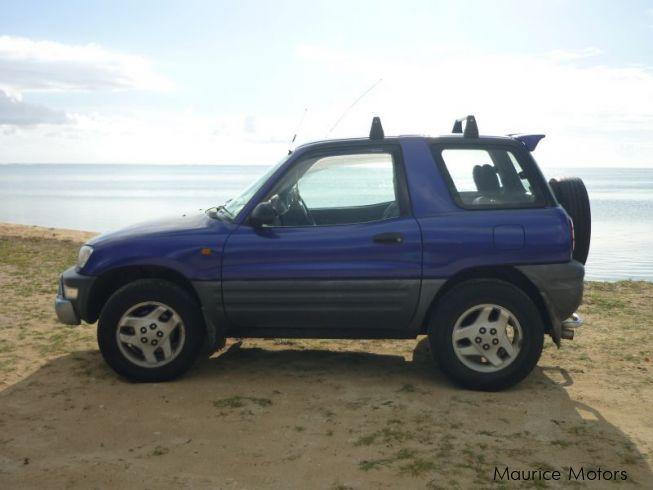 Used Toyota Rav 4 1998 Rav 4 For Sale Flic En Flac