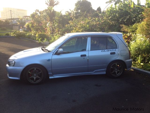 used toyota toyota starlet glanza 1998 toyota starlet glanza for sale quatre bornes toyota. Black Bedroom Furniture Sets. Home Design Ideas