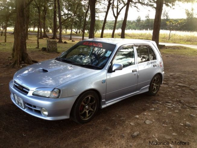 used toyota toyota glanza 1998 toyota glanza for sale quatre bornes toyota toyota glanza. Black Bedroom Furniture Sets. Home Design Ideas