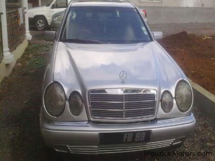 used mercedes benz e240 1999 e240 for sale quatre bornes mercedes benz e240 sales mercedes. Black Bedroom Furniture Sets. Home Design Ideas