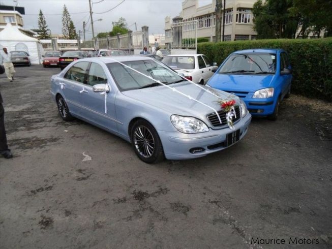 Used mercedes benz s320 1999 s320 for sale rose hill for Mercedes benz s320 price