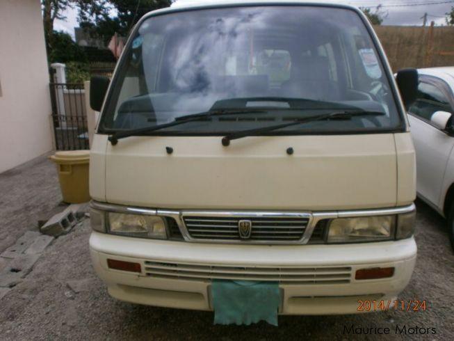 Used Nissan Urvan 1999 Urvan For Sale Eau Coulee