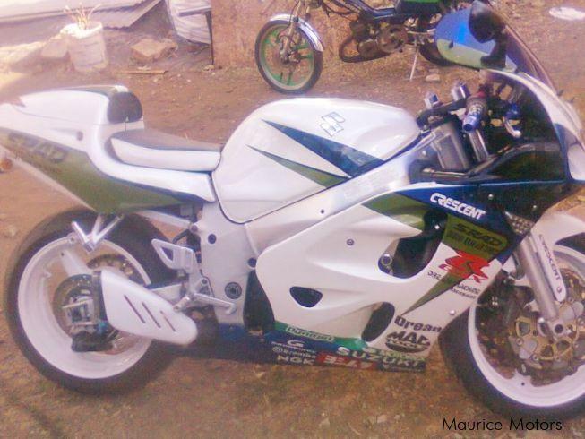 Used Suzuki GSXR 600 | 1999 GSXR 600 for sale | Temple Road