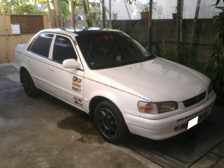 Used Toyota Corolla AE110 | 1999 Corolla AE110 for sale