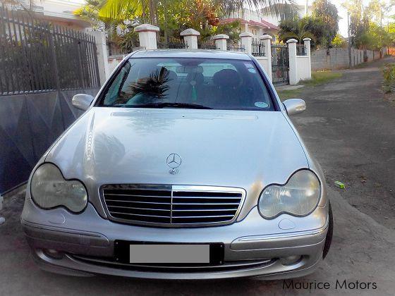 Used mercedes benz c180 avantgarde 2001 c180 avantgarde for Mercedes benz c180 for sale