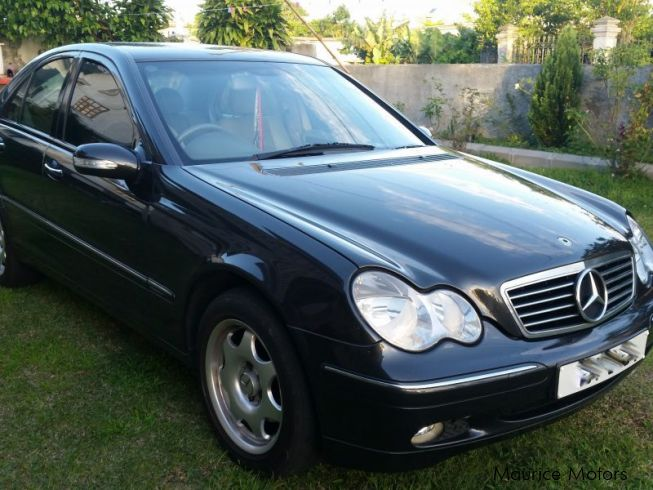 Used mercedes benz c220 cdi elegance 2001 c220 cdi for Mercedes benz c220 cdi for sale