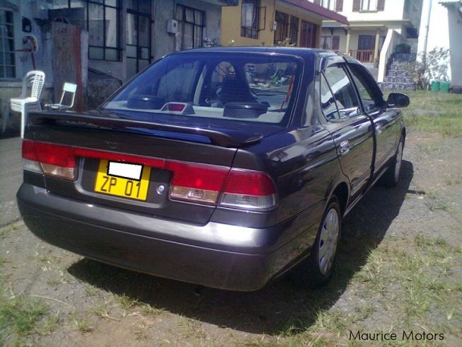 Used Nissan FB 15 | 2001 FB 15 for sale | Vacoas Nissan FB