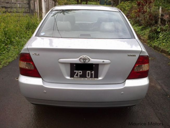Used Toyota Nze 121