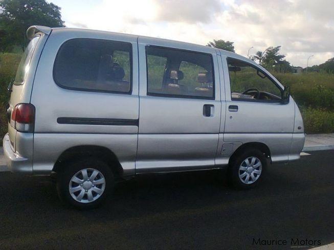 Used Perodua Private 7 seater van  2002 Private 7 seater