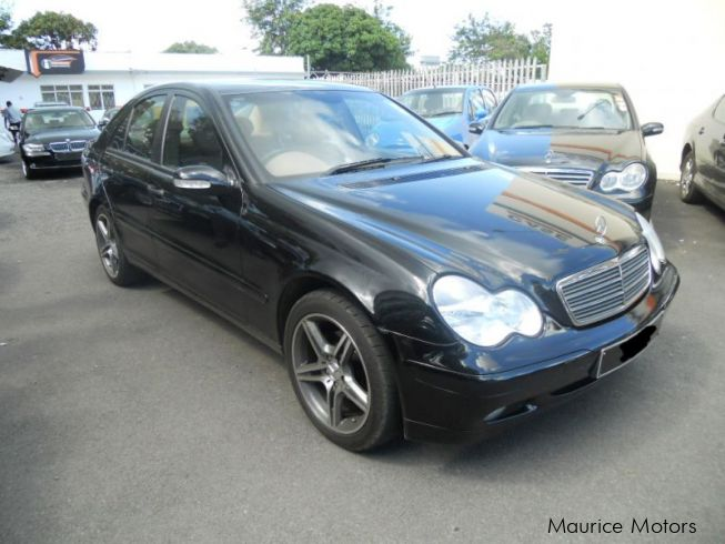 Used mercedes benz c180 kompressor 2003 c180 kompressor for Mercedes benz used vehicles