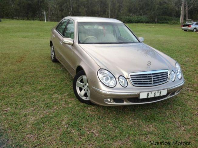 Used mercedes benz e200 2003 e200 for sale curepipe for Mercedes benz e200 price