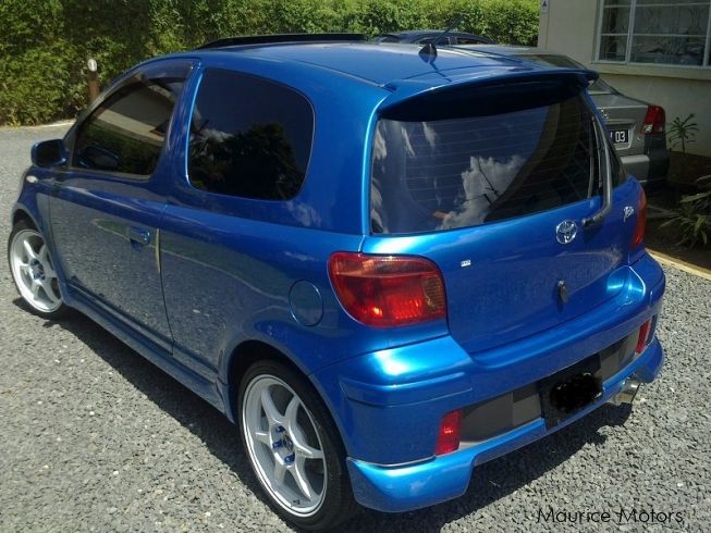 Used Toyota Vitz Rs 2003 Vitz Rs For Sale Belle Rose