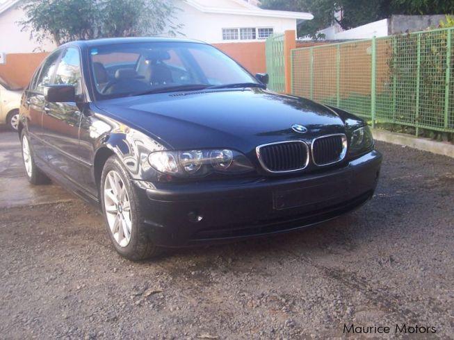 Used Bmw 318i 2004 318i For Sale Quatre Bornes Bmw
