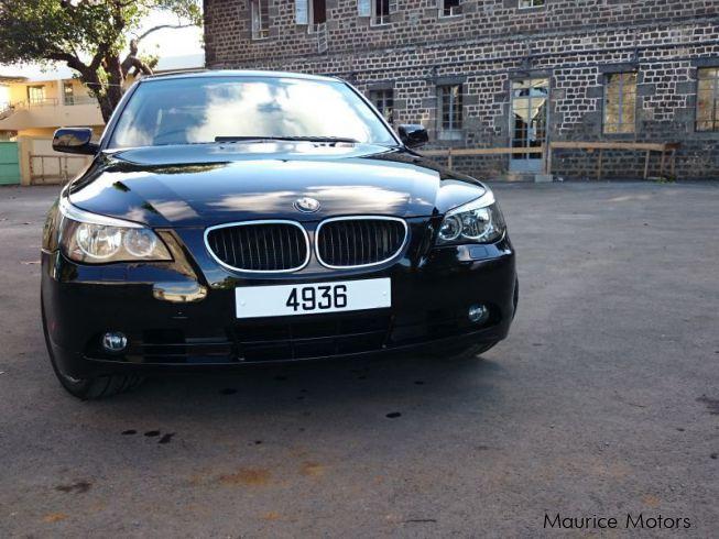 Used Bmw 525i 2004 525i For Sale Beau Bassin Bmw 525i