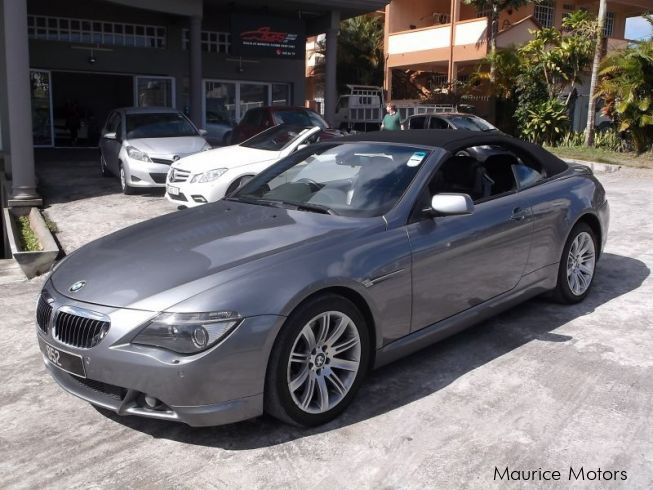 used bmw 645ci convertible 2004 645ci convertible for sale floreal bmw 645ci convertible. Black Bedroom Furniture Sets. Home Design Ideas
