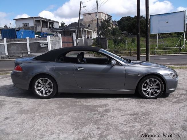 Used Bmw 645ci Convertible 2004 645ci Convertible For