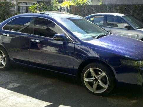 Honda Accord In Mauritius ...