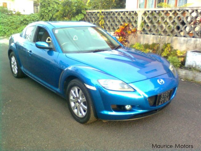 used mazda rx8 sport 2004 rx8 sport for sale route jardin curepipe mazda rx8 sport sales. Black Bedroom Furniture Sets. Home Design Ideas