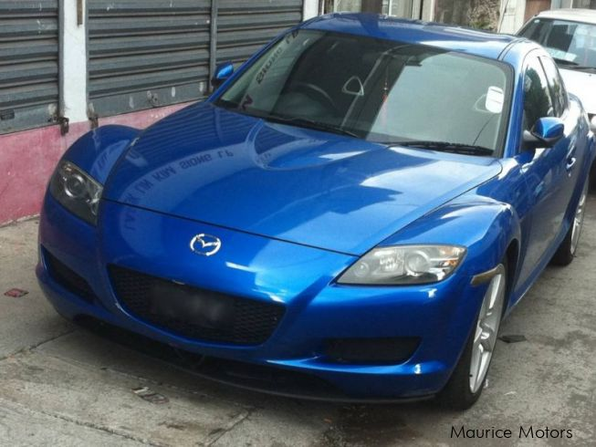 used mazda rx8 2004 rx8 for sale port louis mazda rx8. Black Bedroom Furniture Sets. Home Design Ideas