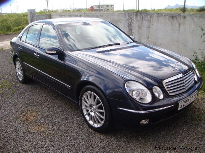 Used Mercedes Benz E200 Kompressor Elegance 2004 E200