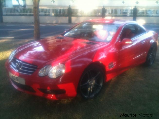 Used mercedes benz sl500 amg cabriolet 2004 sl500 amg for 2004 mercedes benz sl500 for sale