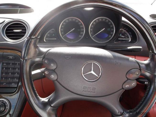 Used Mercedes Benz Sl500 V8 5000 Cc 2004 Sl500 V8 5000 Cc For Sale Floreal Mercedes Benz