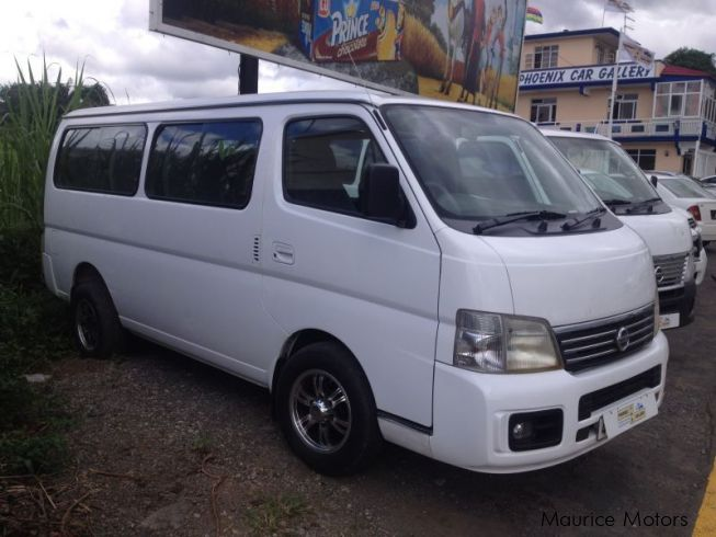 Used Nissan Urvan 11 Seats 2004 Urvan 11 Seats For Sale Phoenix Nissan Urvan 11 Seats