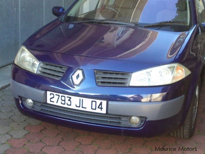 used renault megane berline 2004 megane berline for sale mahebourg renault megane berline. Black Bedroom Furniture Sets. Home Design Ideas