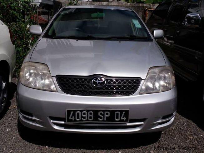 2004 toyota corolla manual transmission