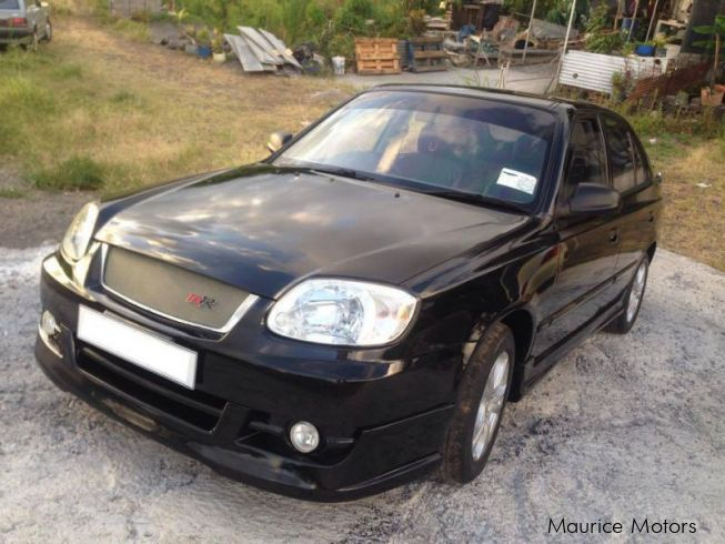 used hyundai accent 2005 accent for sale mahebourg. Black Bedroom Furniture Sets. Home Design Ideas