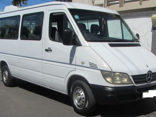 Used mercedes benz sprinter 311 2005 sprinter 311 for for Mercedes benz sprinter used for sale