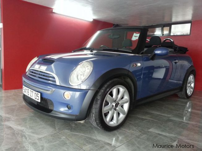 used mini cooper s 1 6 supercharger convertible 44000km one owner car 2005 cooper s 1 6. Black Bedroom Furniture Sets. Home Design Ideas