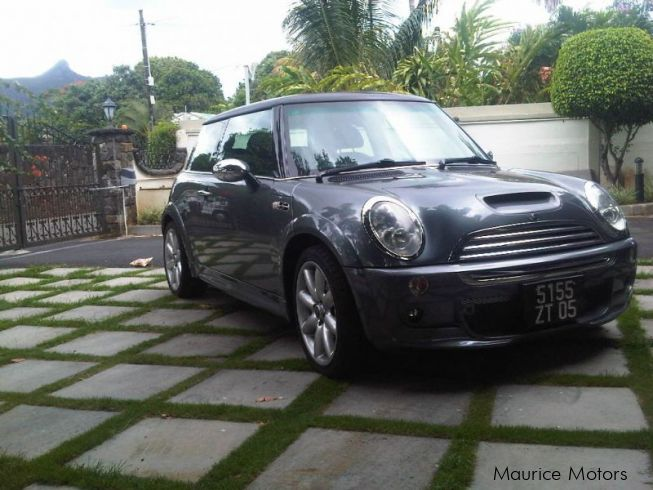 Used mini cooper s 2005 cooper s for sale beau bassin for Cooper motors used cars