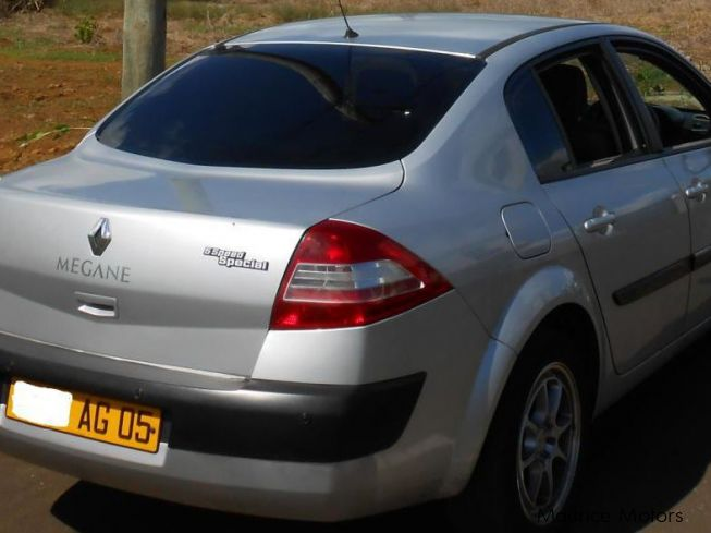 used renault megane berline 2005 megane berline for sale baie du tombeau renault megane. Black Bedroom Furniture Sets. Home Design Ideas