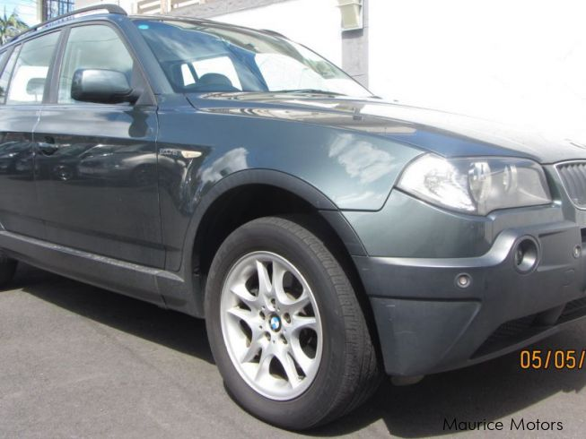 Used Bmw X3 2006 X3 For Sale Belle Rose Bmw X3 Sales