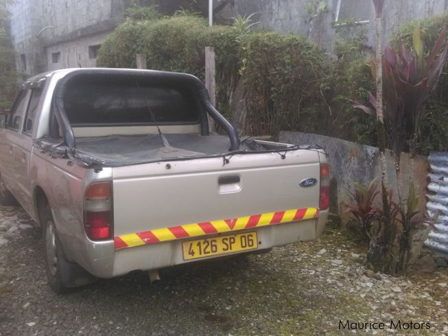 Ford Ranger in Mauritius