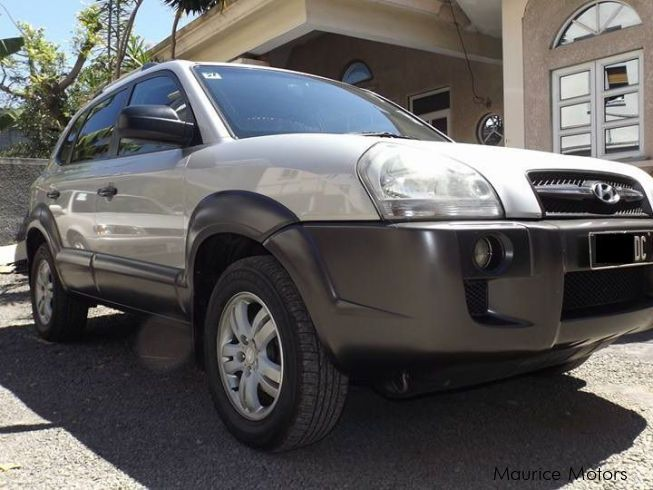 Used Hyundai Tucson 2006 Tucson For Sale Morcellement