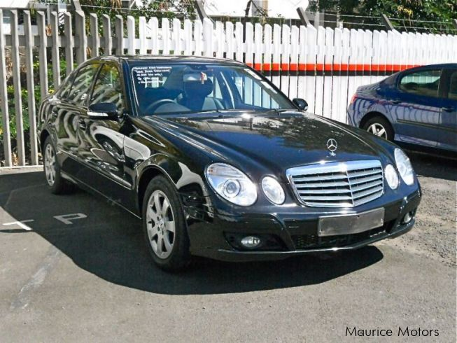 used mercedes benz e200 kompressor w211 2006 e200. Black Bedroom Furniture Sets. Home Design Ideas