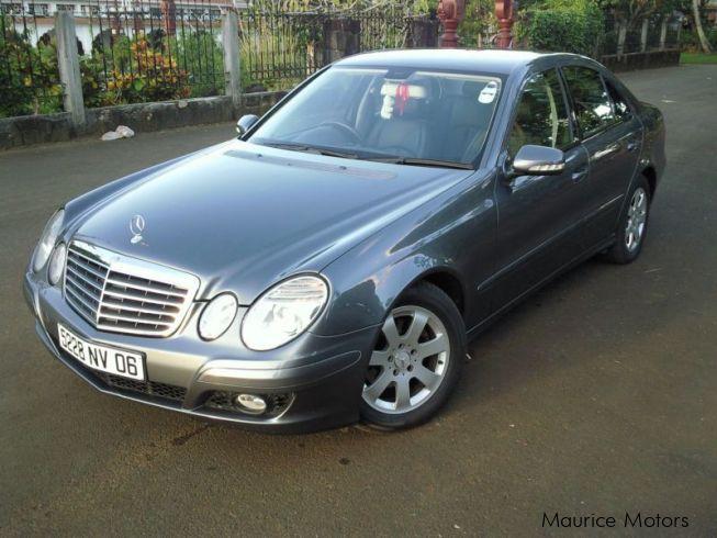 Used mercedes benz e200 kompressor 2006 e200 kompressor for Mercedes benz e200 price
