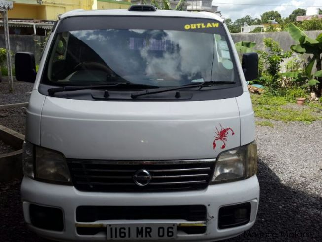 Used Nissan Urvan 2006 Urvan For Sale St Julien Nissan