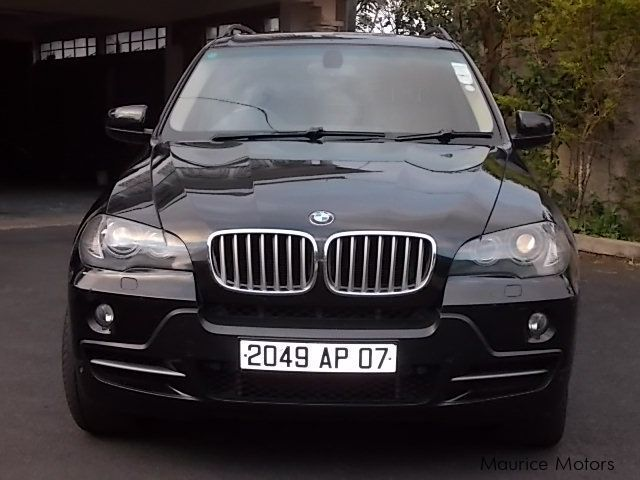 Used bmw x5 3 0 d 2007 x5 3 0 d for sale vacoas bmw x5 for Bmw x5 motor for sale