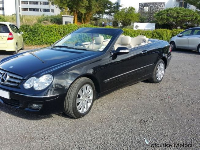 Used mercedes benz convertible clk 200 2007 convertible for Used convertible mercedes benz for sale